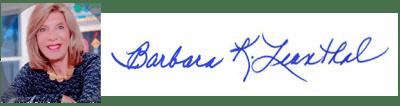 Barb Pic & Signature