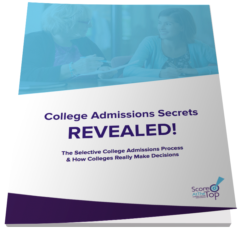 College Admissions Secrets Revealed!