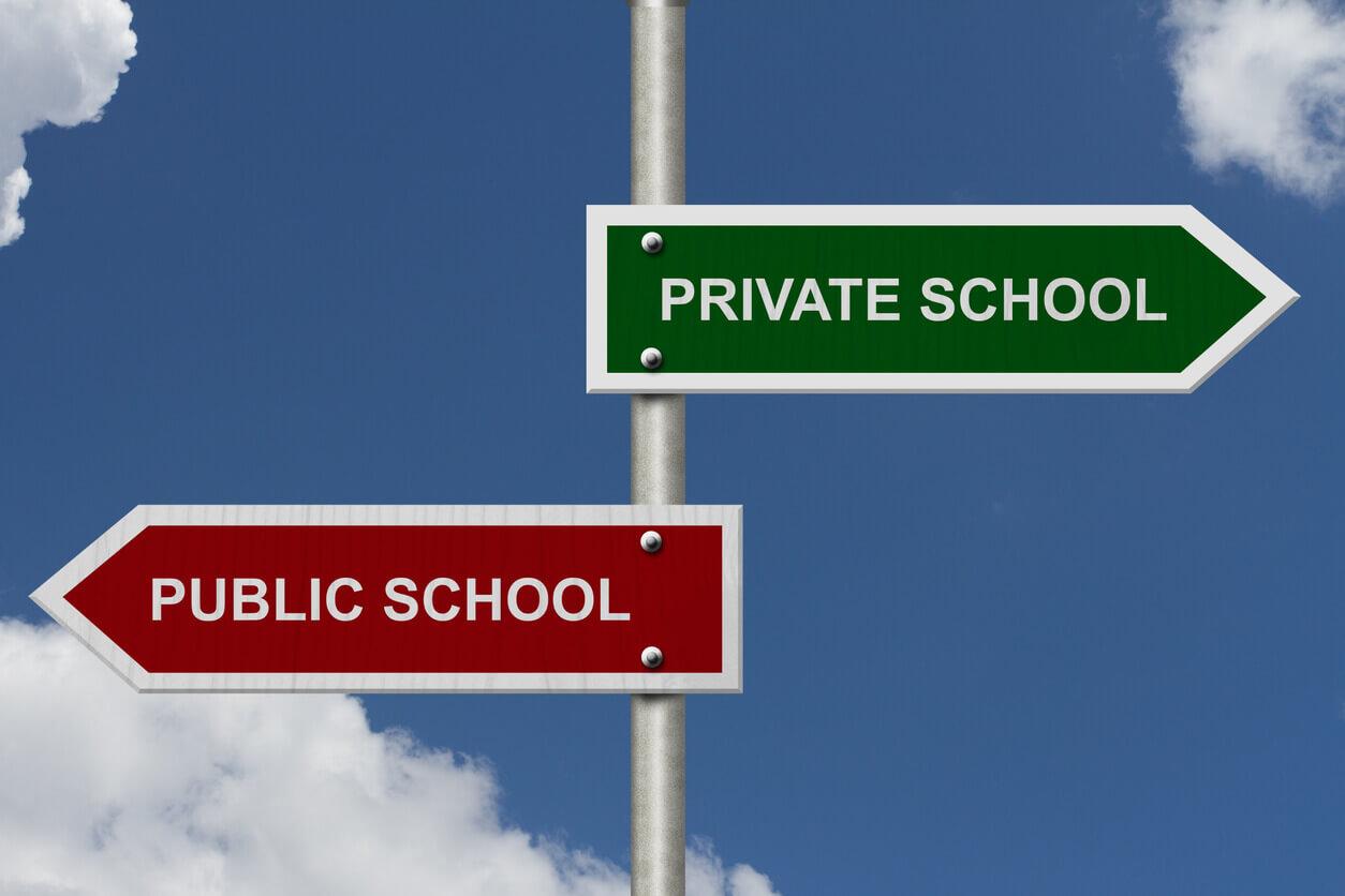 Public School vs Private School