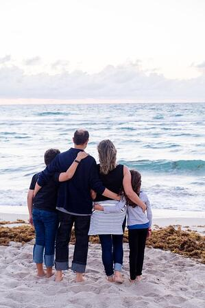 family moves to Florida and needs help finding new schools