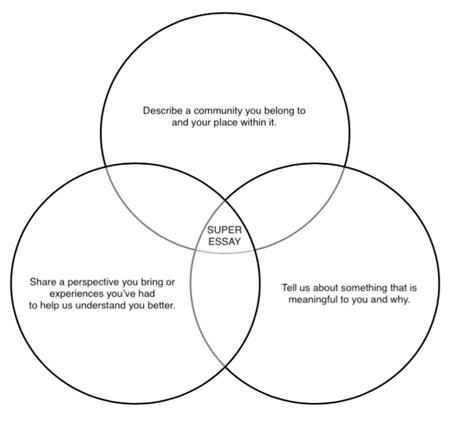 College Essay Diagram
