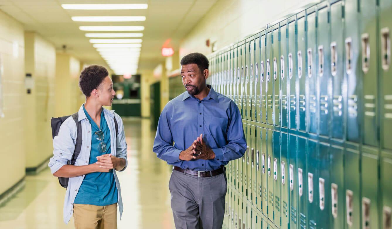 student asking teacher for recommendation letter