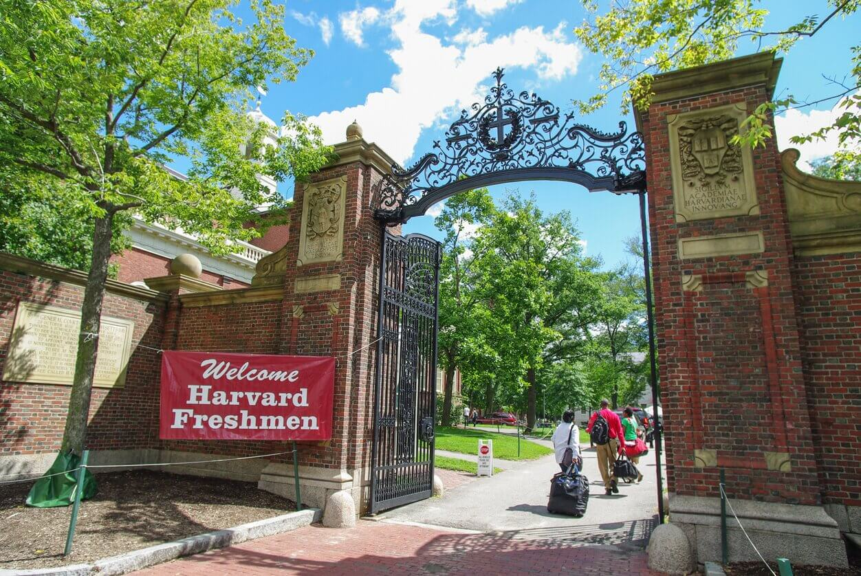 What Does Harvard Look For In Its Applicants