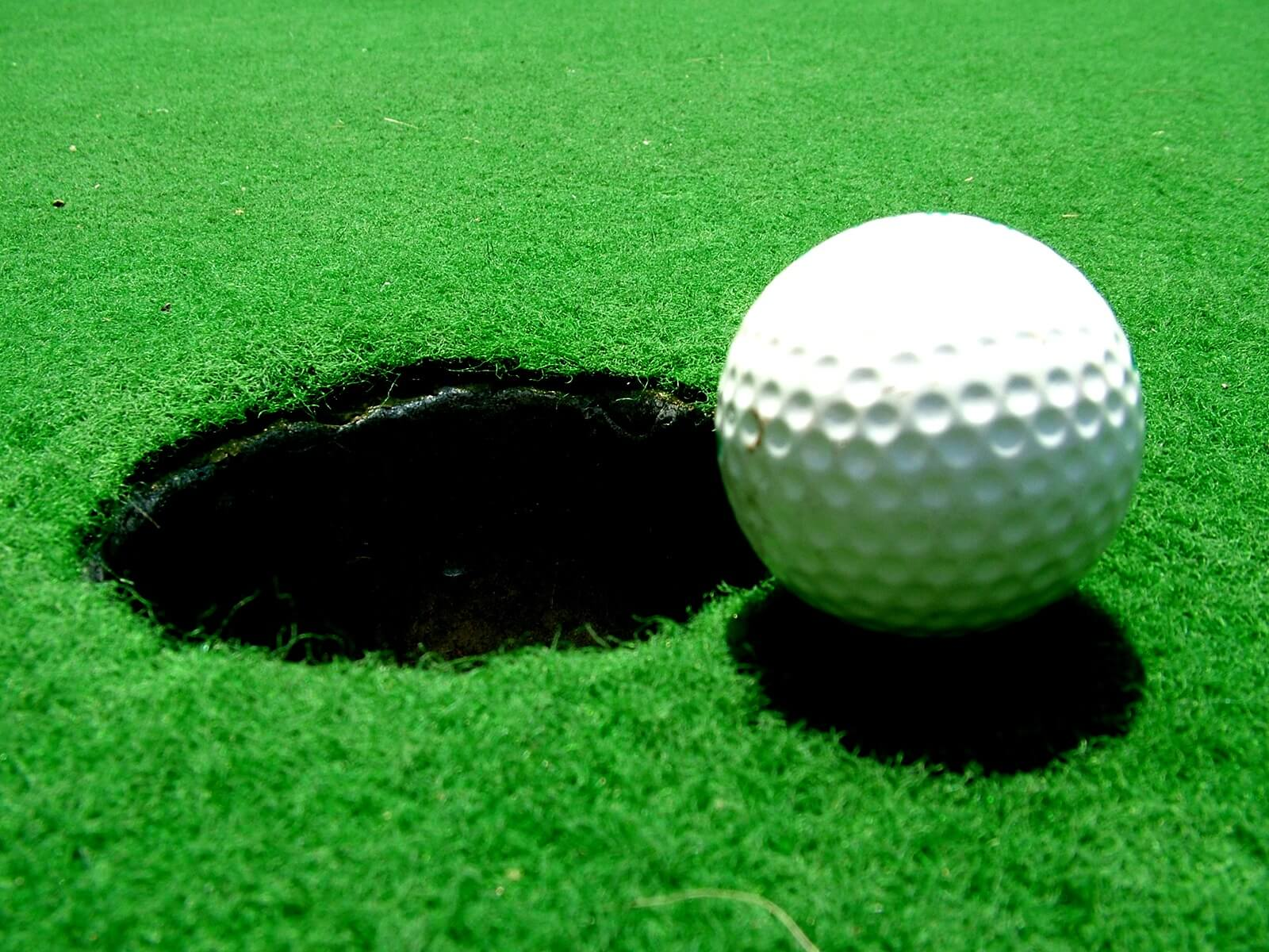 Golfball - Score At The Top