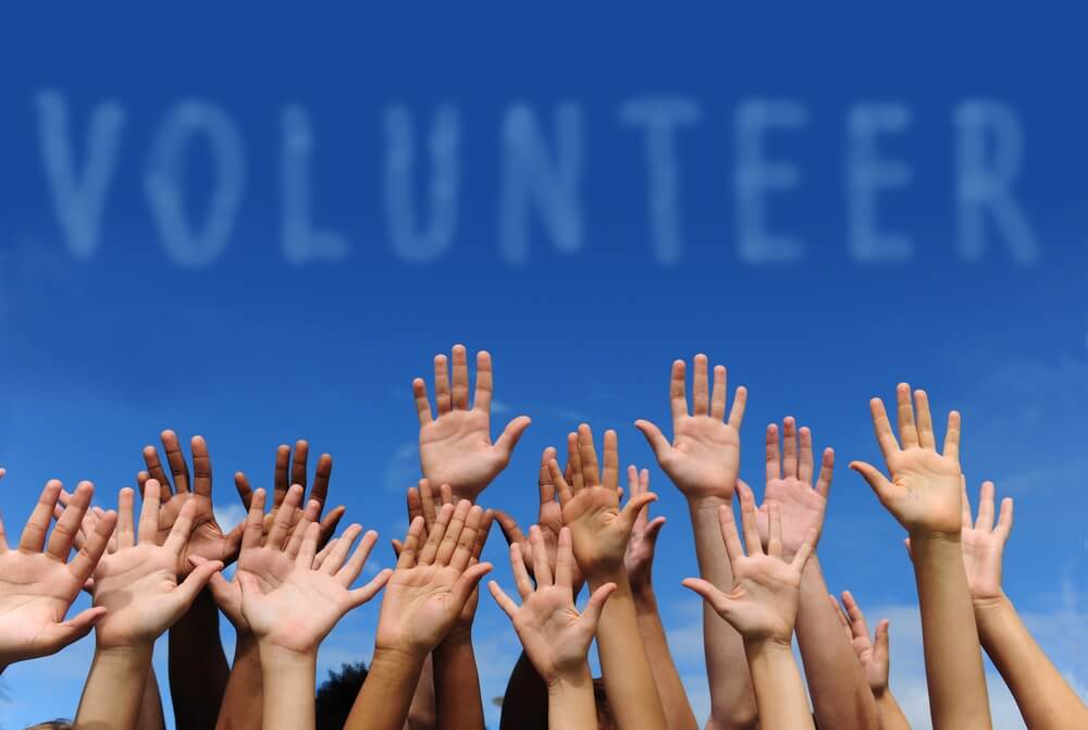 Volunteering - Score At The Top