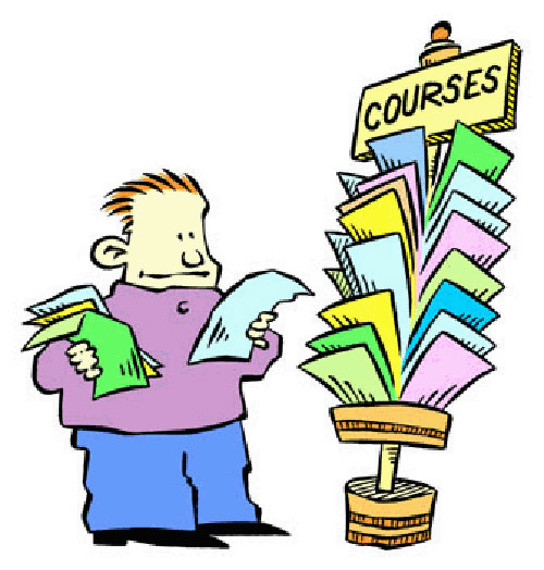 Course Selection - Score At The Top